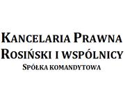 Kancelaria Prawna Rosiński iWspólnicy spółka komandytowa